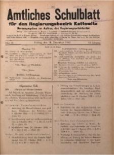 Amtliches Schulblatt für den Regierungsbezirk Kattowitz, 1942, Jg. 3, Folge 35
