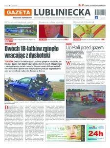 Gazeta Lubliniecka, 2014, nr 41