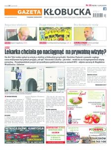 Gazeta Kłobucka, 2014, nr28
