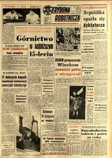 Trybuna Robotnicza, 1958, nr 119