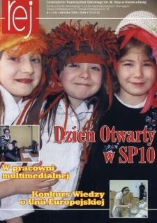 Rej. Nr 1(19). Wiosna 2008 : czasopismo Towarzystwa Szkolnego im. M. Reja w Bielsku-Białej
