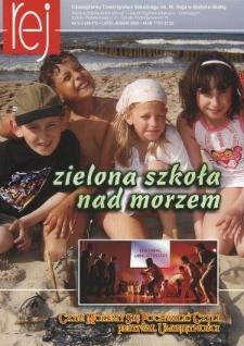 Rej. Nr 2-3(20-21). Lato-Jesień 2008 : czasopismo Towarzystwa Szkolnego im. M. Reja w Bielsku-Białej