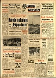 Trybuna Robotnicza, 1958, nr 168