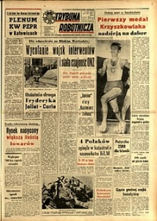 Trybuna Robotnicza, 1958, nr 196