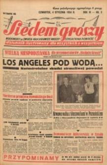 Siedem Groszy, 1934, R. 3, nr 3. - Wyd. DE
