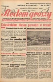 Siedem Groszy, 1934, R. 3, nr 6. - Wyd. DEGC