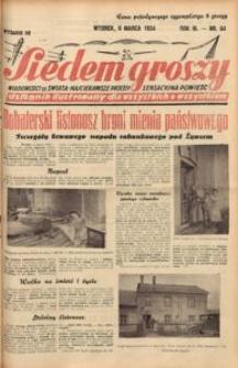 Siedem Groszy, 1934, R. 3, nr 64. - Wyd. DE
