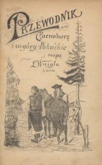 Przewodnik na Czarnohorę i w góry Pokuckie