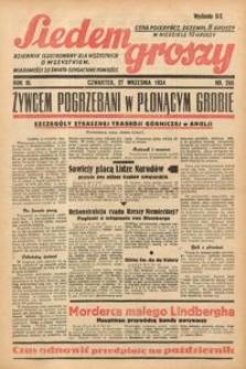 Siedem Groszy, 1934, R. 3, nr 266