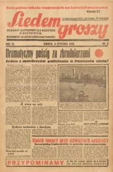 Siedem Groszy, 1935, R. 4, nr 5