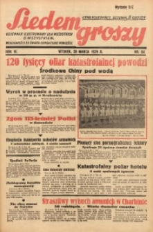 Siedem Groszy, 1935, R. 4, nr 84