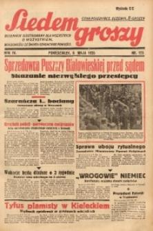 Siedem Groszy, 1935, R. 4, nr 123