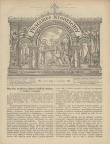Posłaniec Niedzielny, 1895, R. 1, Nr 36
