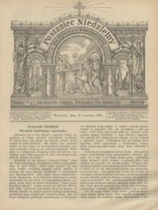 Posłaniec Niedzielny, 1895, R. 1, Nr 39