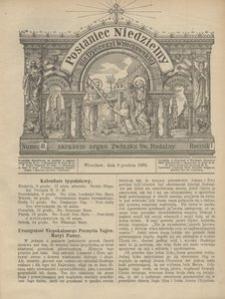Posłaniec Niedzielny, 1895, R. 1, Nr 49