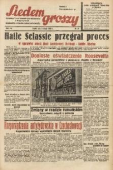Siedem Groszy, 1939, R. 8, nr 34
