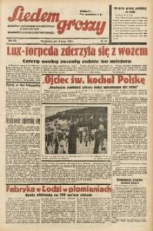 Siedem Groszy, 1939, R. 8, nr 44