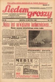 Siedem Groszy, 1935, R. 4, nr 253