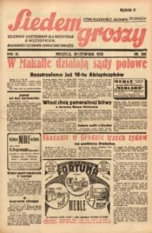 Siedem Groszy, 1935, R. 4, nr 309