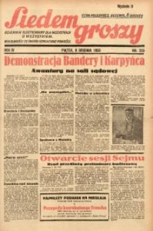 Siedem Groszy, 1935, R. 4, nr 335