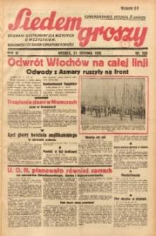 Siedem Groszy, 1935, R. 4, nr 358
