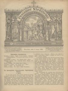 Posłaniec Niedzielny, 1896, R. 2, Nr 5