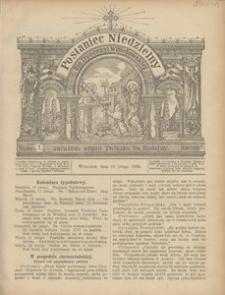 Posłaniec Niedzielny, 1896, R. 2, Nr 7