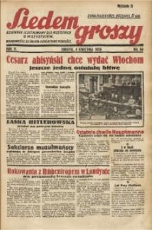 Siedem Groszy, 1936, R. 5, nr 94