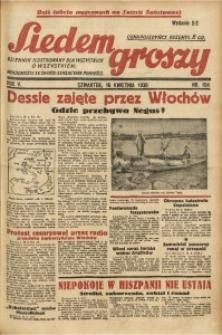 Siedem Groszy, 1936, R. 5, nr 104