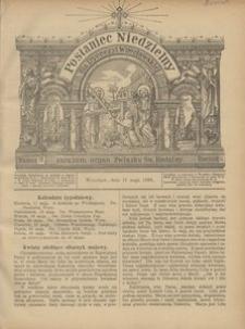 Posłaniec Niedzielny, 1896, R. 2, Nr 20