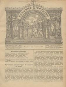 Posłaniec Niedzielny, 1896, R. 2, Nr 23
