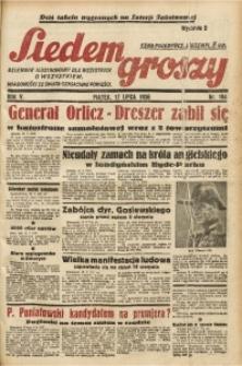 Siedem Groszy, 1936, R. 5, nr 194