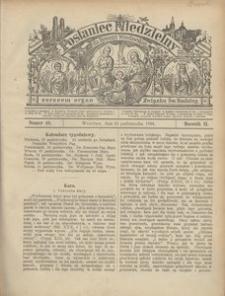 Posłaniec Niedzielny, 1896, R. 2, Nr 43