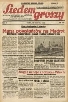Siedem Groszy, 1936, R. 5, nr 268