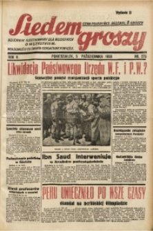 Siedem Groszy, 1936, R. 5, nr 273