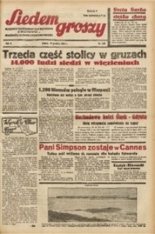 Siedem Groszy, 1936, R. 5, nr 348