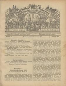 Posłaniec Niedzielny, 1897, R. 3, Nr 25