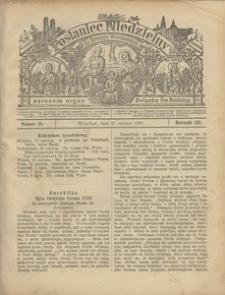 Posłaniec Niedzielny, 1897, R. 3, Nr 26