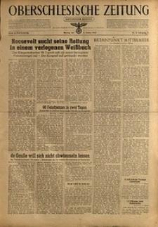 Oberschlesische Zeitung, 1943, Jg. 75, Nr. 4