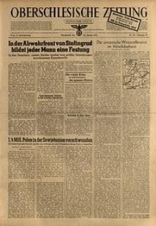 Oberschlesische Zeitung, 1943, Jg. 75, Nr. 23