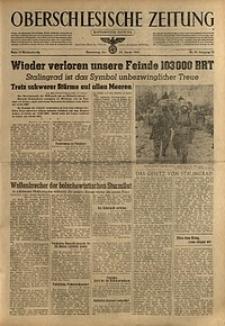 Oberschlesische Zeitung, 1943, Jg. 75, Nr. 28