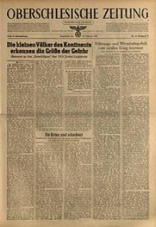 Oberschlesische Zeitung, 1943, Jg. 75, Nr. 44