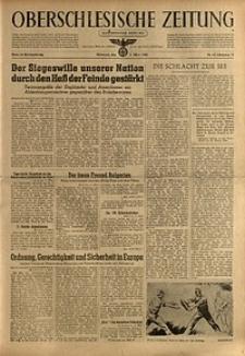 Oberschlesische Zeitung, 1943, Jg. 75, Nr. 62