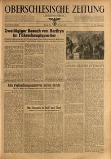 Oberschlesische Zeitung, 1943, Jg. 75, Nr. 109