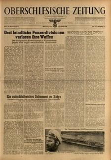 Oberschlesische Zeitung, 1943, Jg. 75, Nr. 117