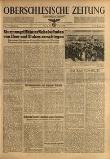 Oberschlesische Zeitung, 1943, Jg. 75, Nr. 153