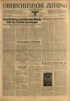 Oberschlesische Zeitung, 1943, Jg. 75, Nr. 160