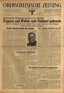 Oberschlesische Zeitung, 1943, Jg. 75, Nr. 227