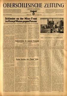 Oberschlesische Zeitung, 1943, Jg. 75, Nr. 232