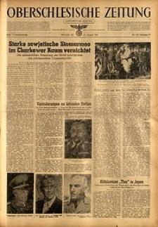 Oberschlesische Zeitung, 1943, Jg. 75, Nr. 234